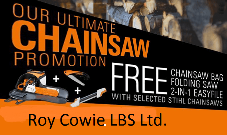 Husqvarna chainsaw discount coupons