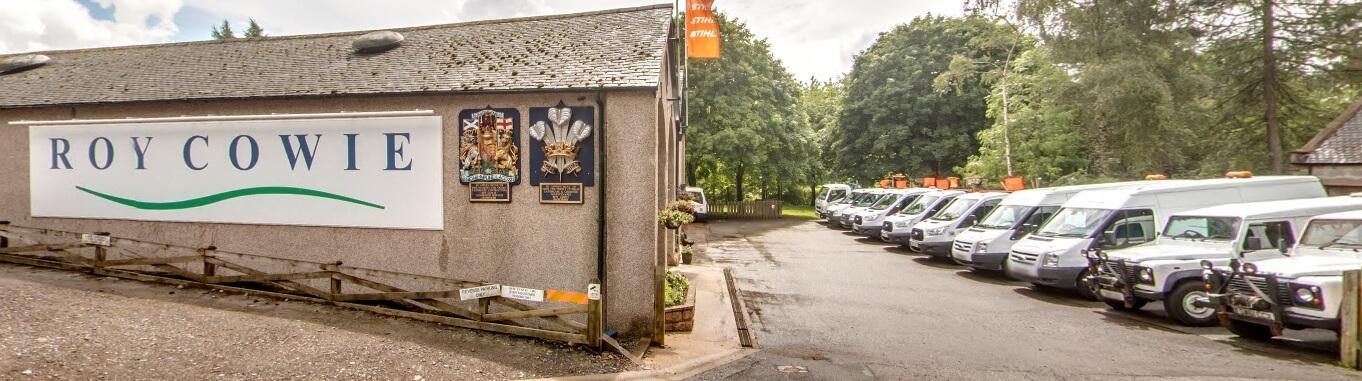 Landscaping Aberdeen Aberdeenshire